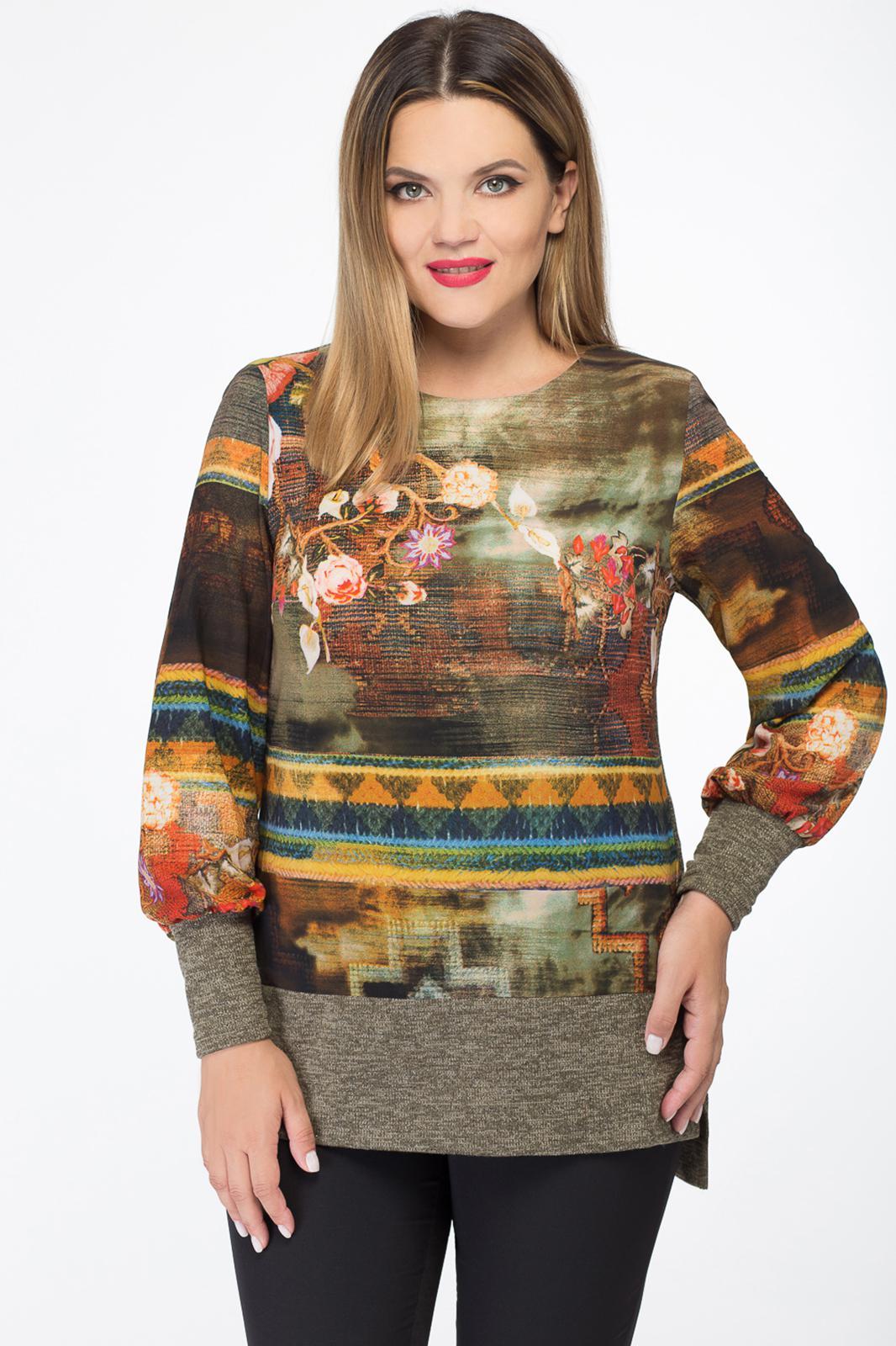 Купить Кофта Дали, 3286 олива, Беларусь