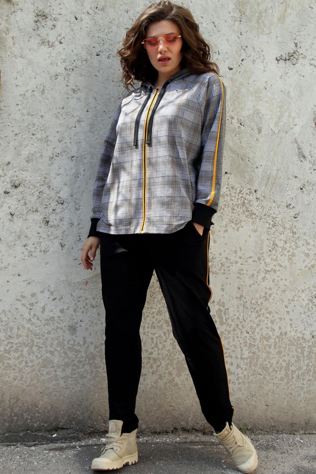 cce07e2d Купить спортивный женский костюм большого размера в Минске