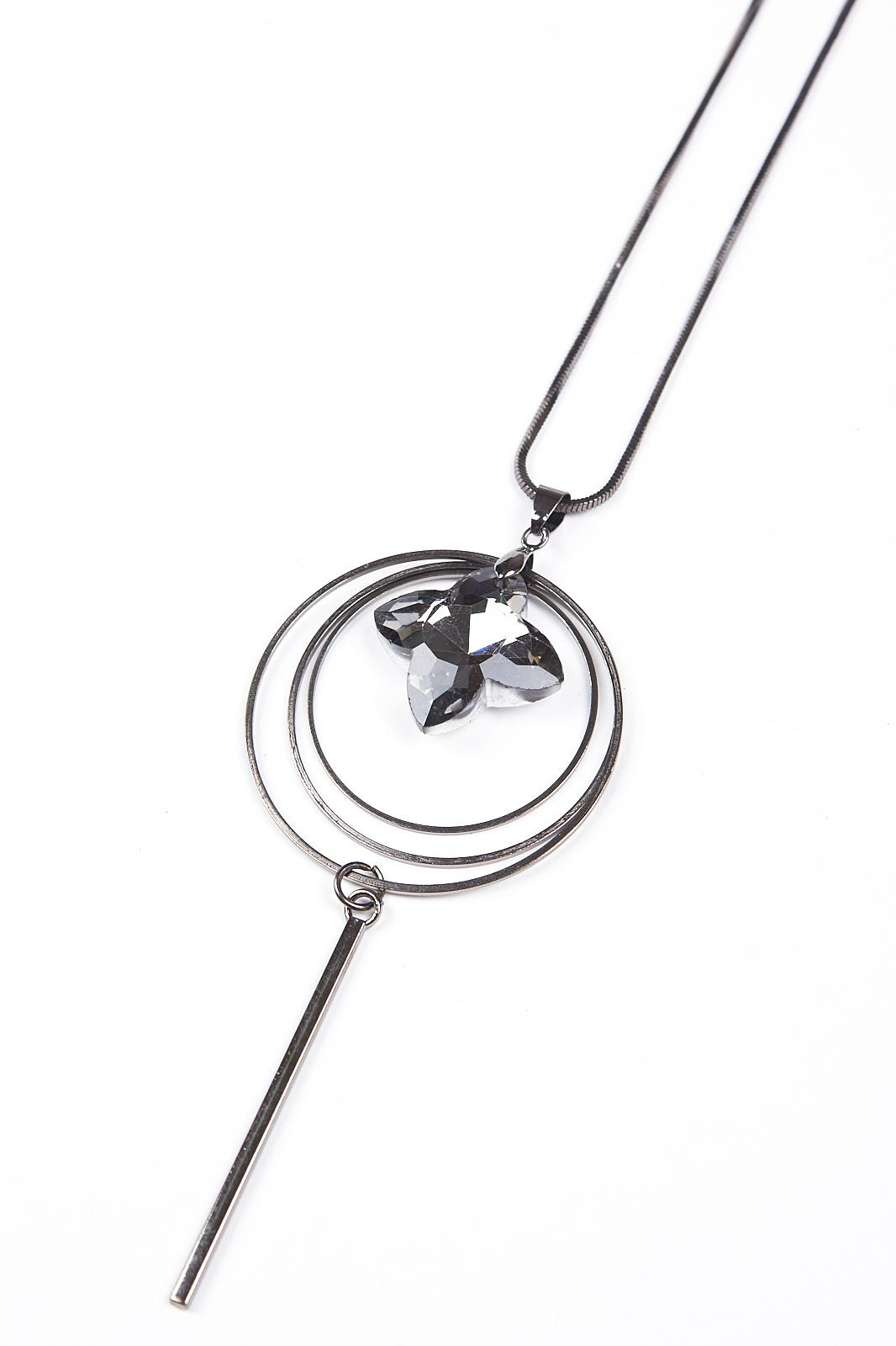 Купить Подвеска Fashion Jewelry, Подвеска 4096 черненое серебро, Китай