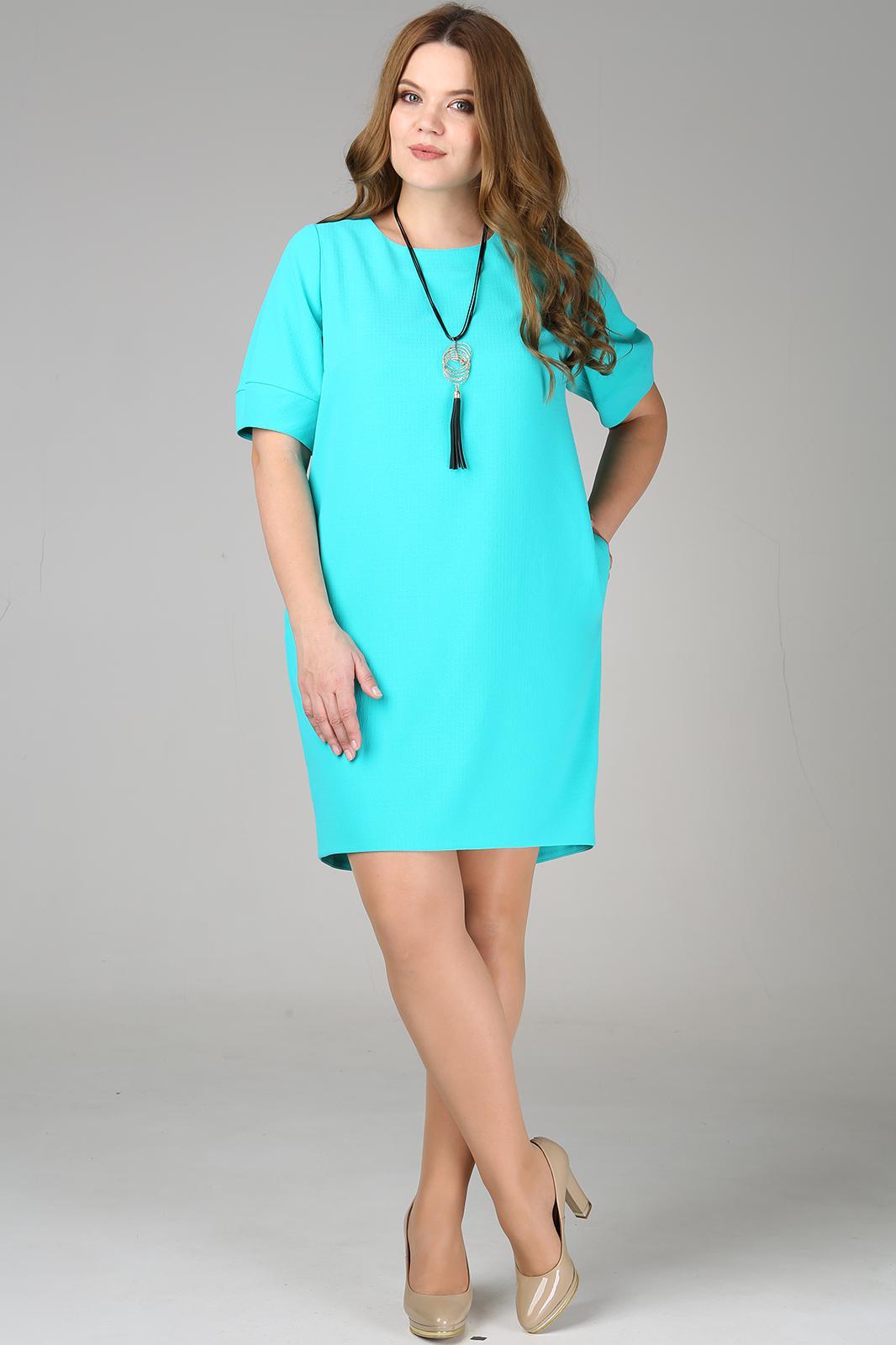 Купить Платье Bonna Image, 239 Бирюзовый, Беларусь