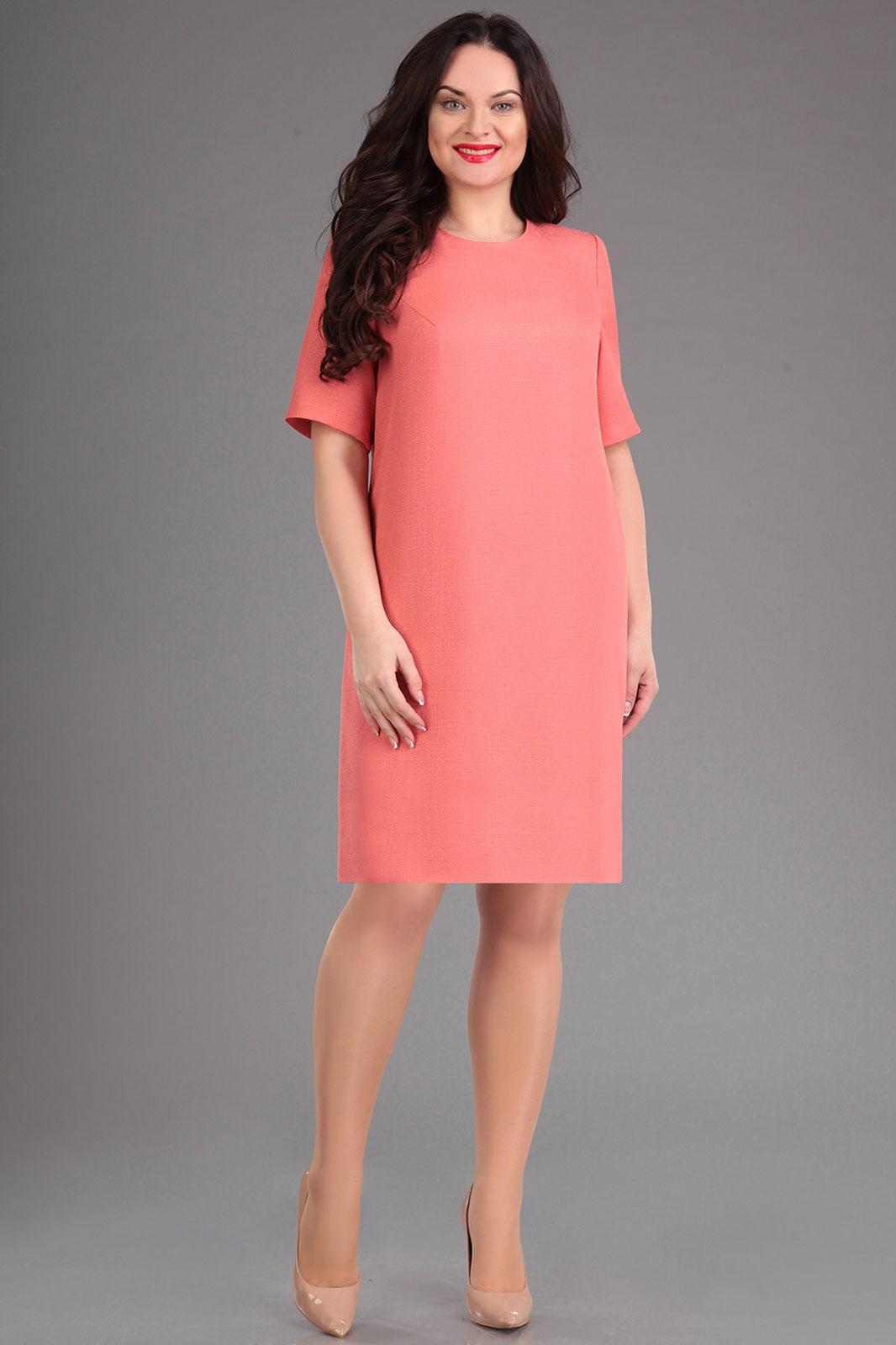 Купить Платье Ива, 922 терракотовый, Беларусь