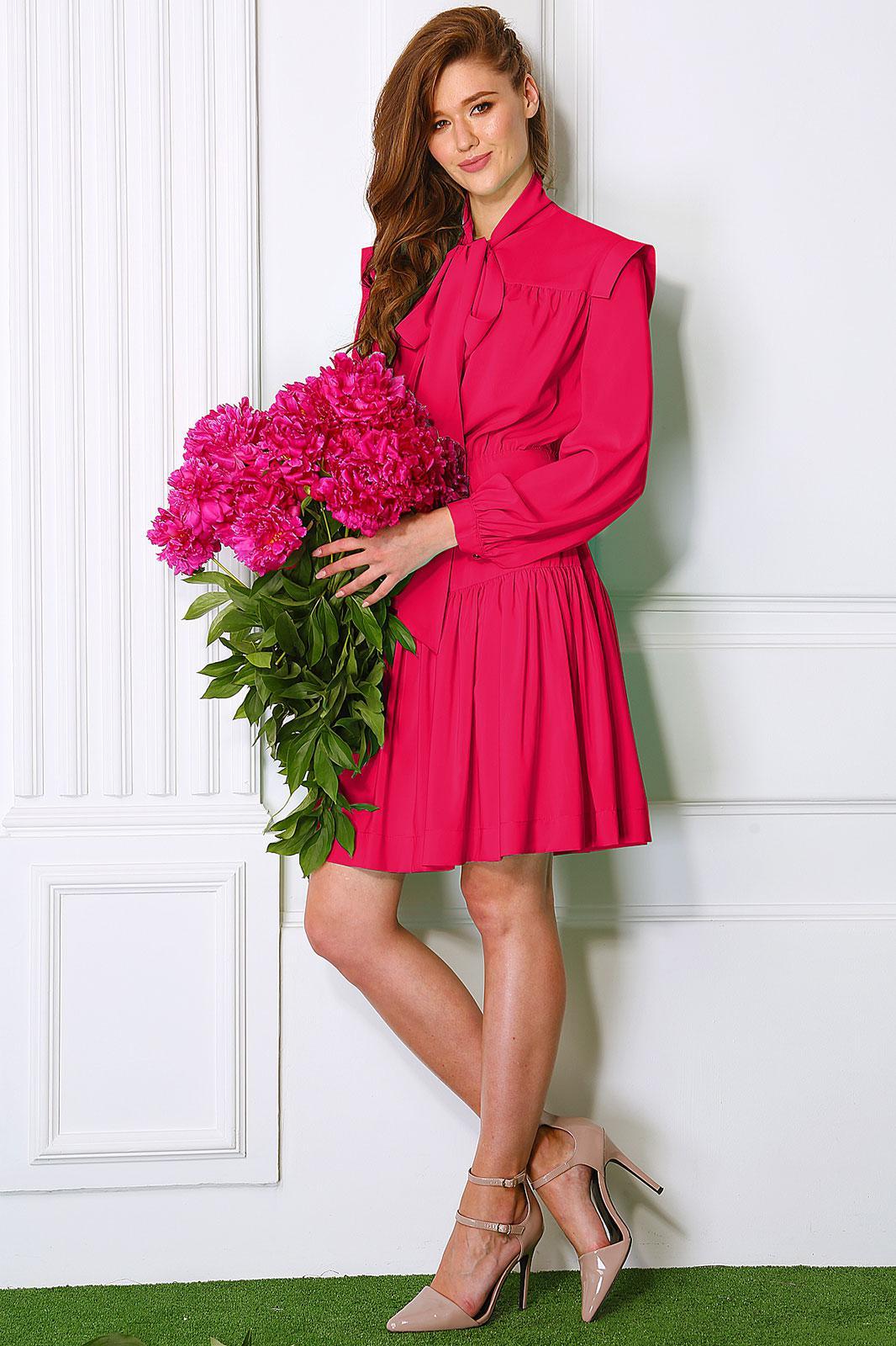 Купить Платье Мода-Юрс, 2322 оттенки розового, Беларусь