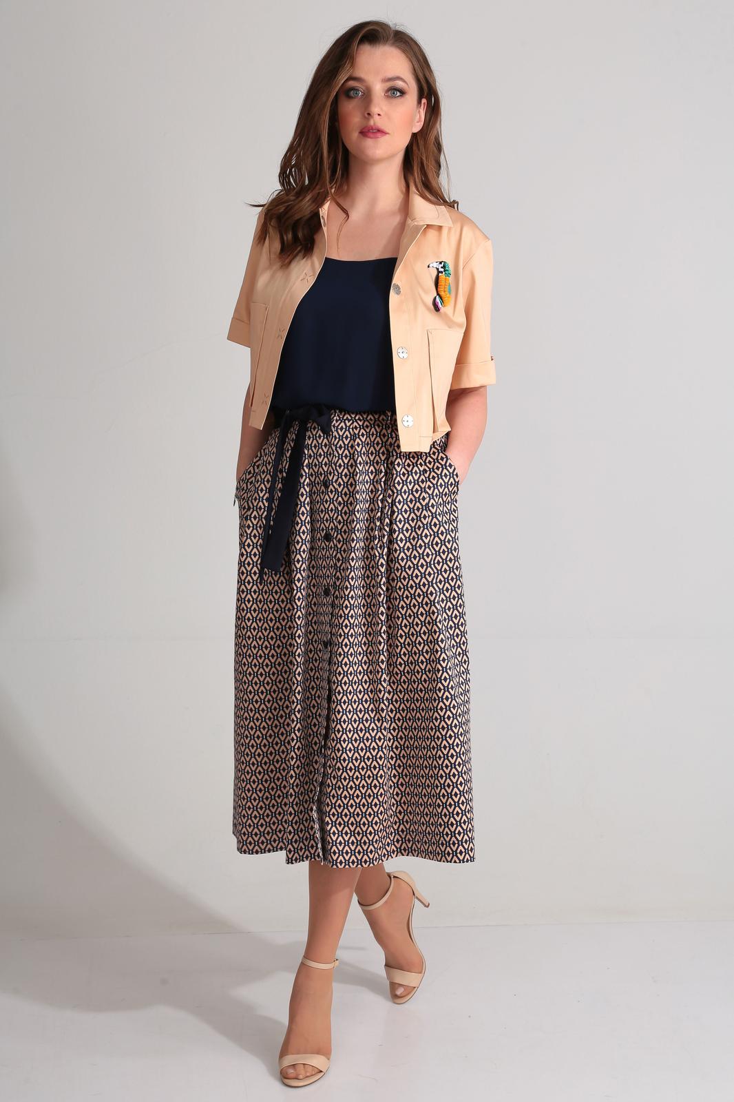 5df2ce3be0b Купить юбку большого размера в интернет-магазине в Минске