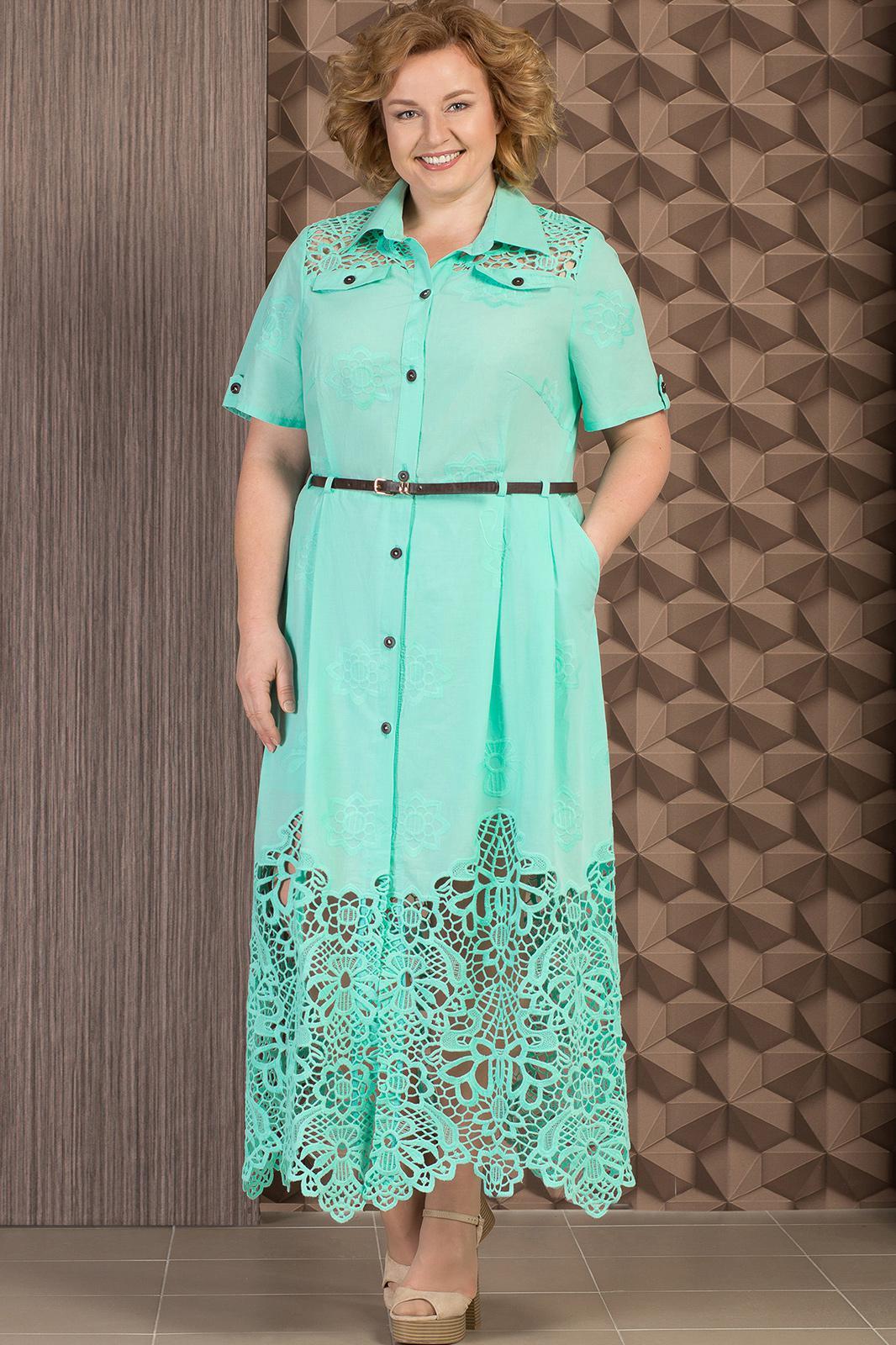 Купить Платье Aira Style, 480 Мятный, Беларусь