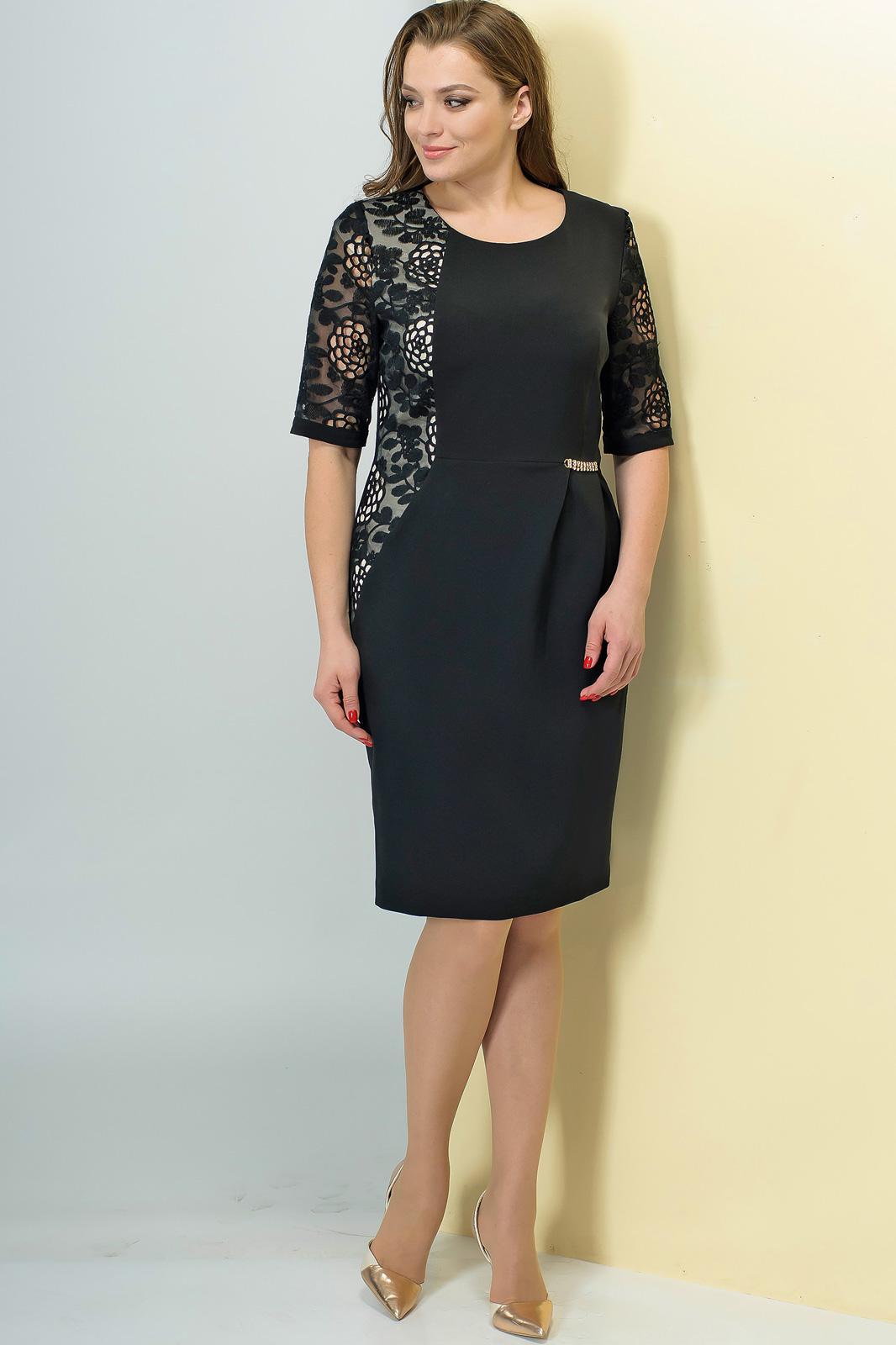 Купить Платье Golden Valley, 4400 чёрный, Беларусь
