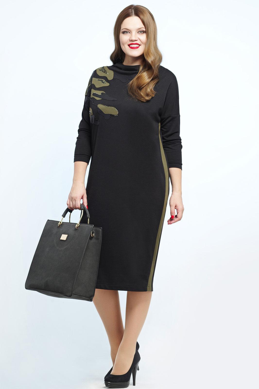 Купить Платье Lady Secret, 3451 черный, Беларусь