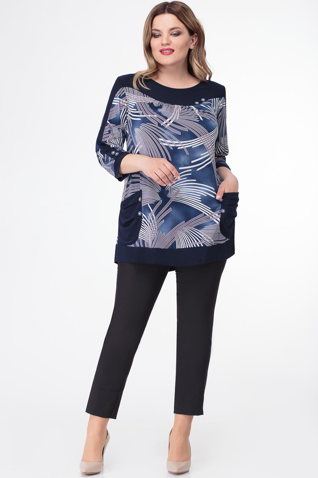 18997f15d6c Купить блузку большого размера в Минске. Блузки для полных женщин
