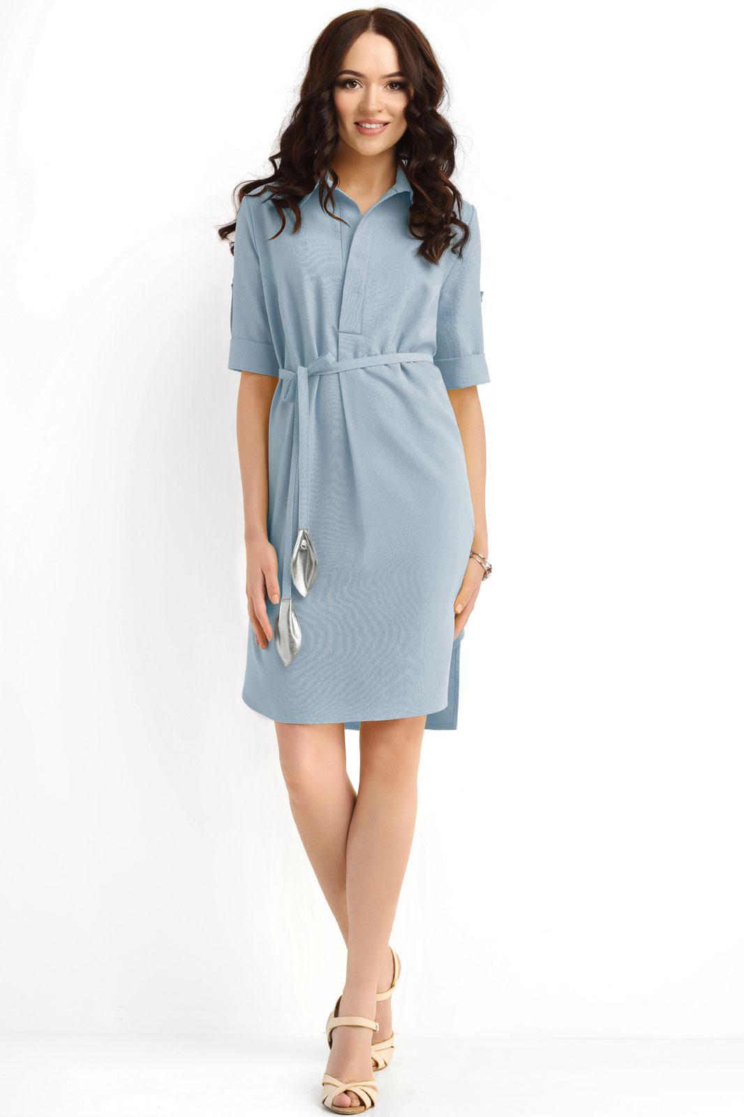 Купить Платье Lady Secret, 3457 голубой, Беларусь
