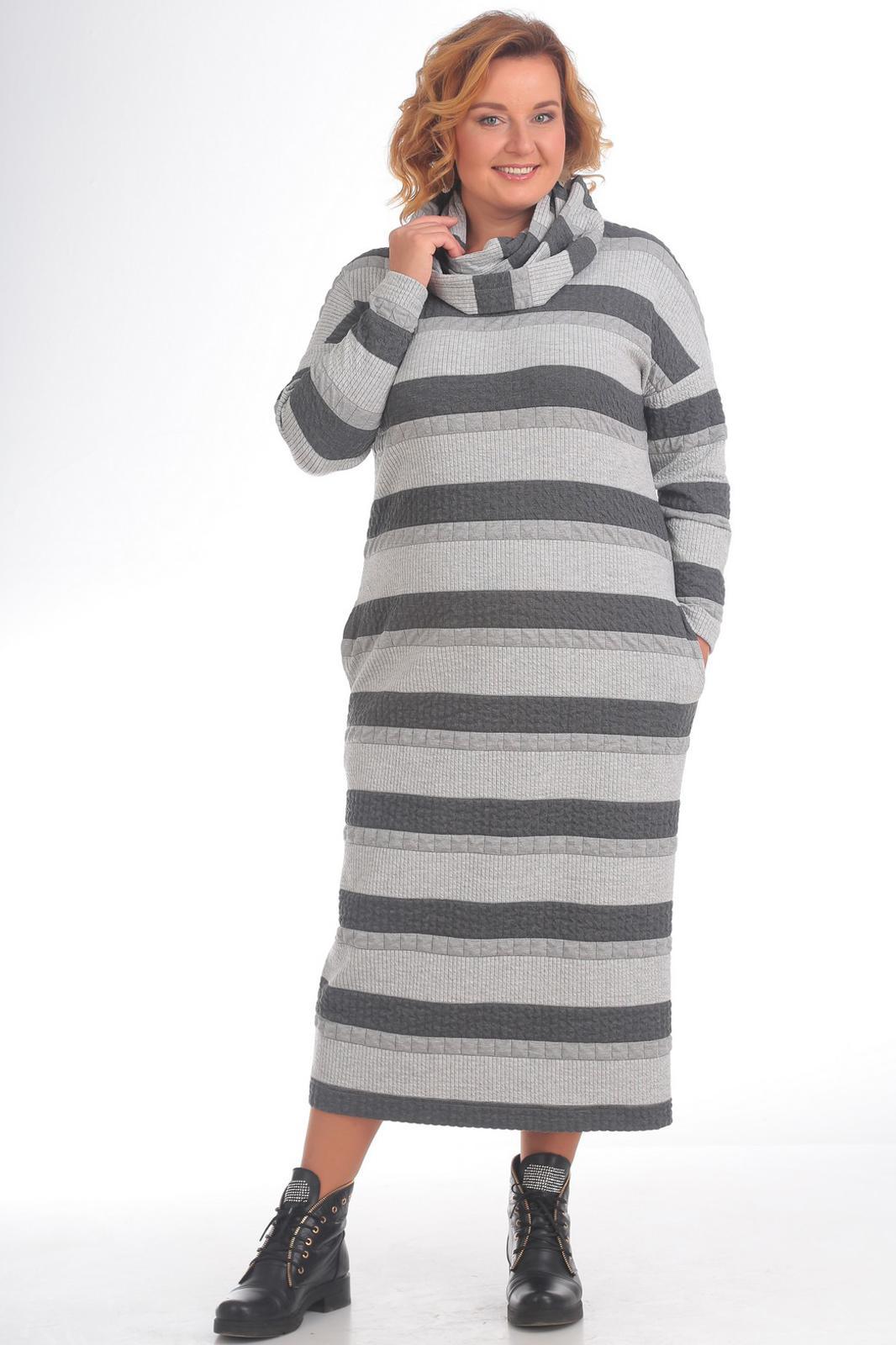 Купить Платье Pretty, 758 серебристый, Беларусь