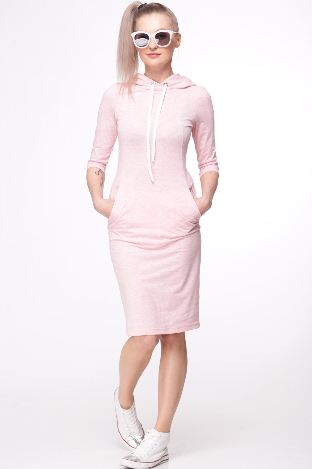 Купить Платье Hit, 4005 светло-розовый, Беларусь