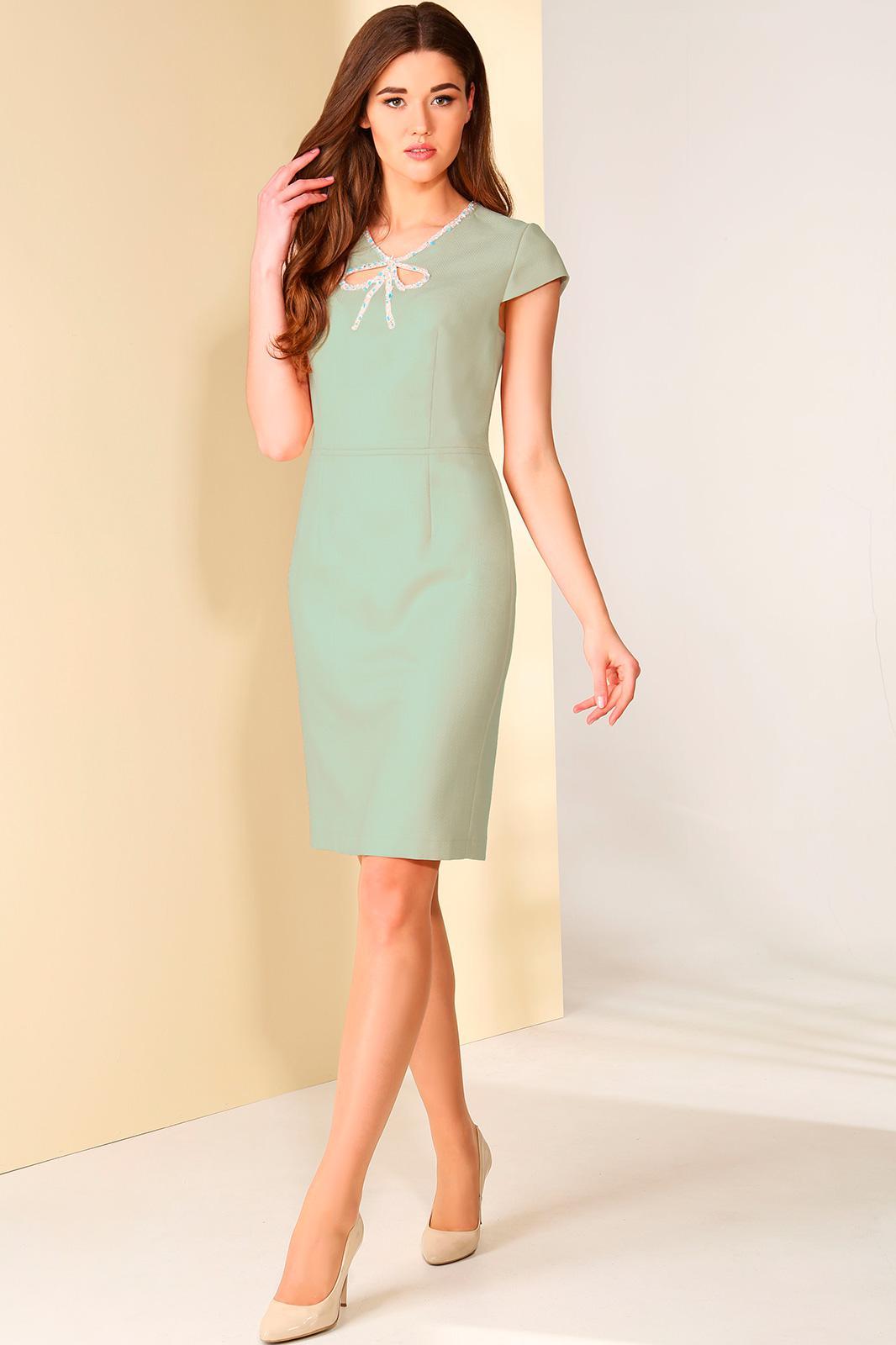 Купить Платье Golden Valley, 4374 мятный, Беларусь