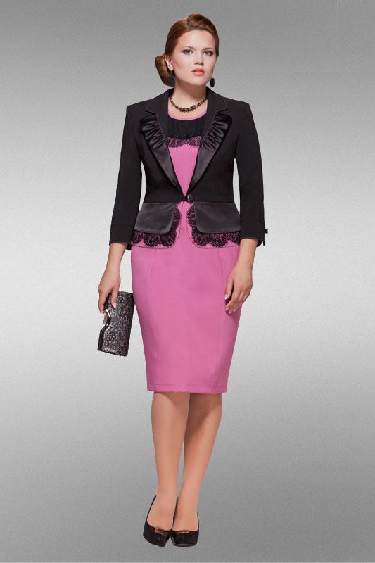Купить Костюм Lady Secret, 3803 чёрно-розовый, Беларусь