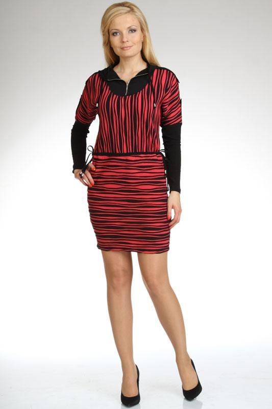 Платье Дали, 1170с коралл, Беларусь  - купить со скидкой