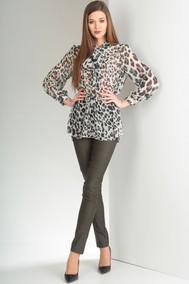 Модель 7483 леопард+хаки Tvin