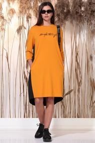 Модель С1157-1 черно-оранжевый Faufilure