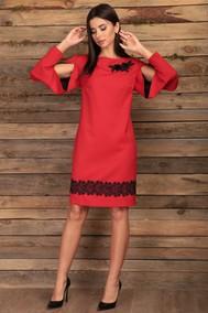 Модель 422 красное с черным Angelina & Company