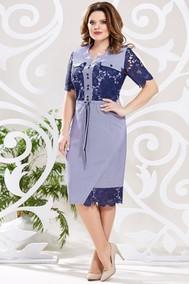 Модель 4644 синий Mira Fashion