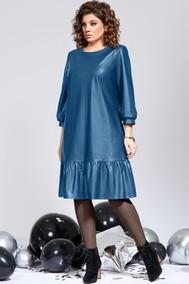Модель 845 синий Милора-стиль