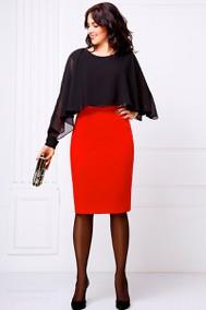 Модель 087 черный+красный Swallow