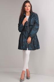 Модель 7175 оттенки синего Tvin