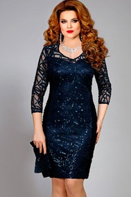 Модель 4135 синий Mira Fashion
