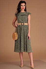 Модель 2556 зеленый Мода-Юрс