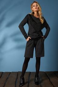 Модель 643 черный Niv Niv Fashion