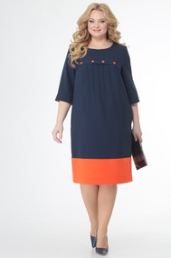 Модель 2105 сине-оранжевый Taita plus