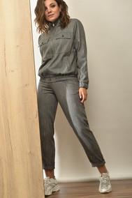 Модель 579 серый Angelina