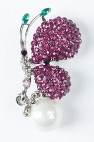 Модель бабочка насыщенный розовый Sergio Stefano