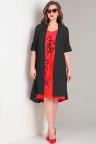 Модель 5484 красный+черный Viola Style