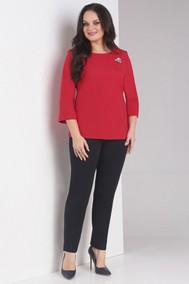 Модель 664 Красный Милора-стиль