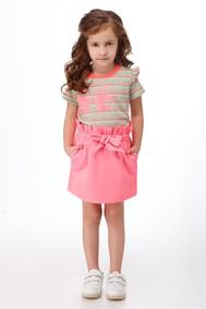 Модель 244450 Розовый Panda Kids