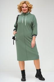 Модель 1758/1 зеленый Ivelta plus