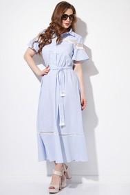 Модель 1114 светло-голубой Anna Majewska