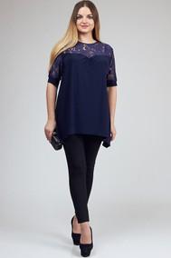 Модель 1804 темно-синий Sansa