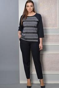 Модель 1432 черный с серым Lady Style Classic