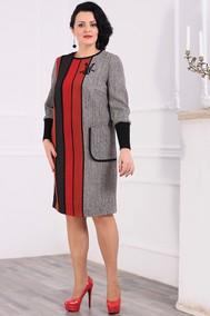 Модель 863 серо-красный Madame Rita