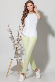 Модель 681 Белый, лимонный Fortuna. Шан-Жан