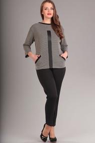Модель 943 Черный с серым Lady Style Classic