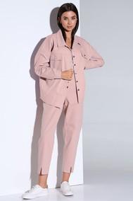 Модель Af-158 розовый Andrea Fashion