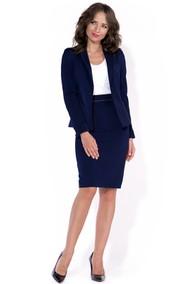 Модель etna темно-синий Rylko Fashion