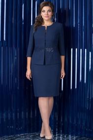 Модель 2984 темно-синий Эледи