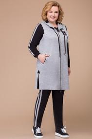 Модель 1208 серый+черный Svetlana Style
