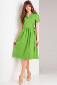 Модель 714 зелёный Милора-стиль
