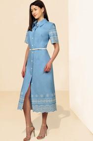 Модель 1044-1 голубой МиА Мода