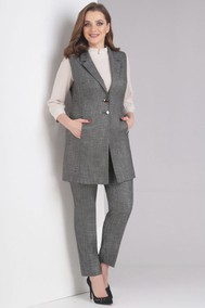 Модель 649 Серый Милора-стиль
