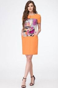 Модель 826 оранжевый БелЭкспози