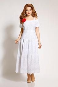 4246 белый Mira Fashion