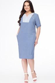 Модель 649 голубой Erika Style